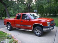 2004 Chevrolet Silverado 1500 Ext Cab Long Bed 4WD picture, exterior