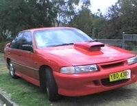 Picture of 1993 Holden Commodore, exterior