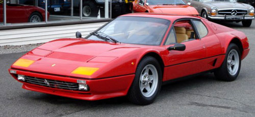 Picture of 1984 Ferrari 512 BBi