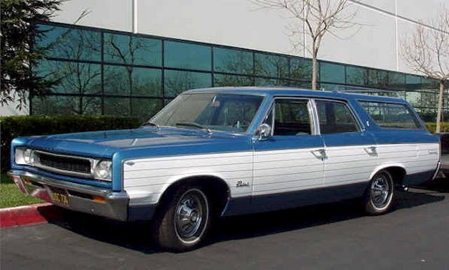 1967 AMC Rebel picture, exterior
