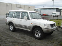 Picture of 1998 Hyundai Galloper, exterior