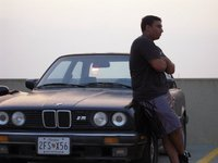 1988 BMW 3 Series 325is picture, exterior