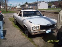Picture of 1970 Chevrolet El Camino, exterior