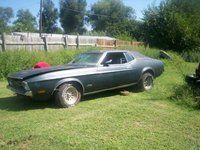 1972 Ford Mustang Grande Coupe RWD, 72 mustang grande, exterior, gallery_worthy