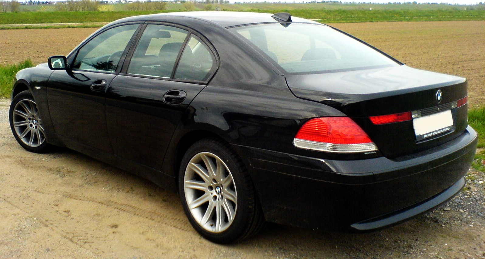 2004 Bmw 7 Series Pictures Cargurus