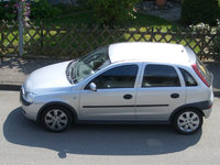 2002 Opel Corsa Picture Gallery
