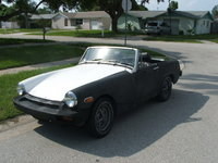 1977 MG Midget Overview