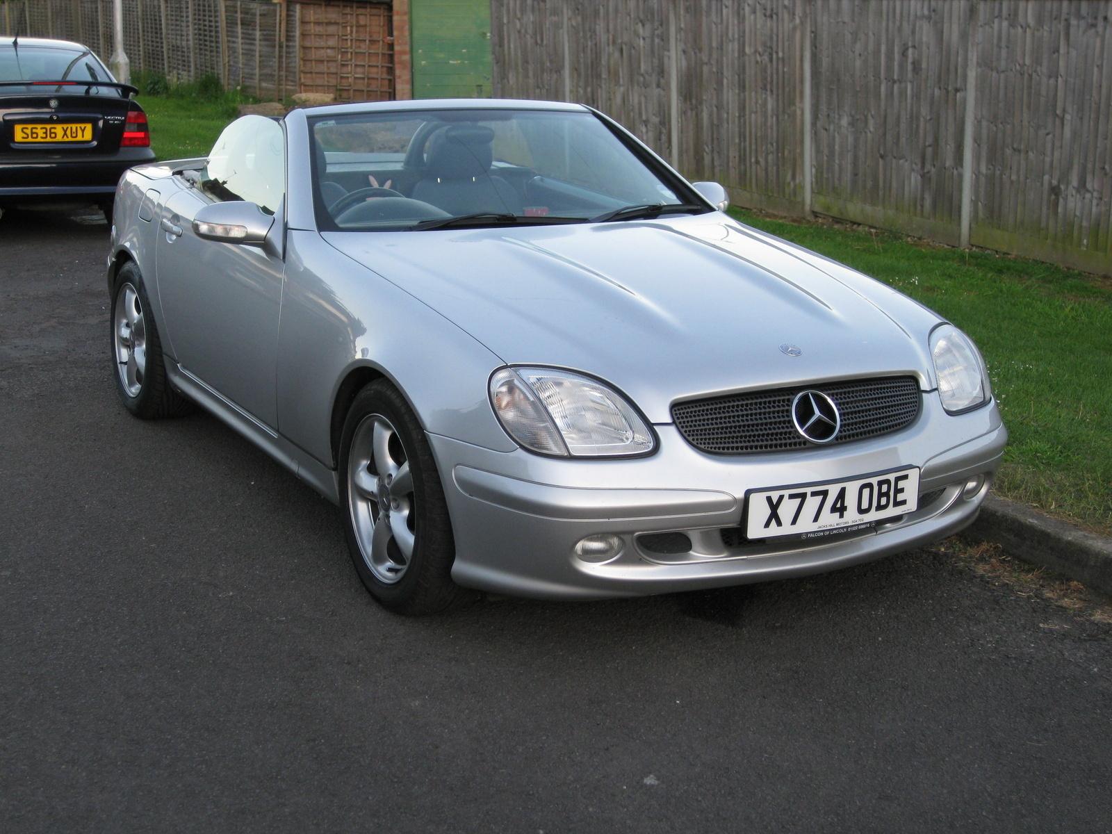 Mercedes Benz Slk Class Pic X