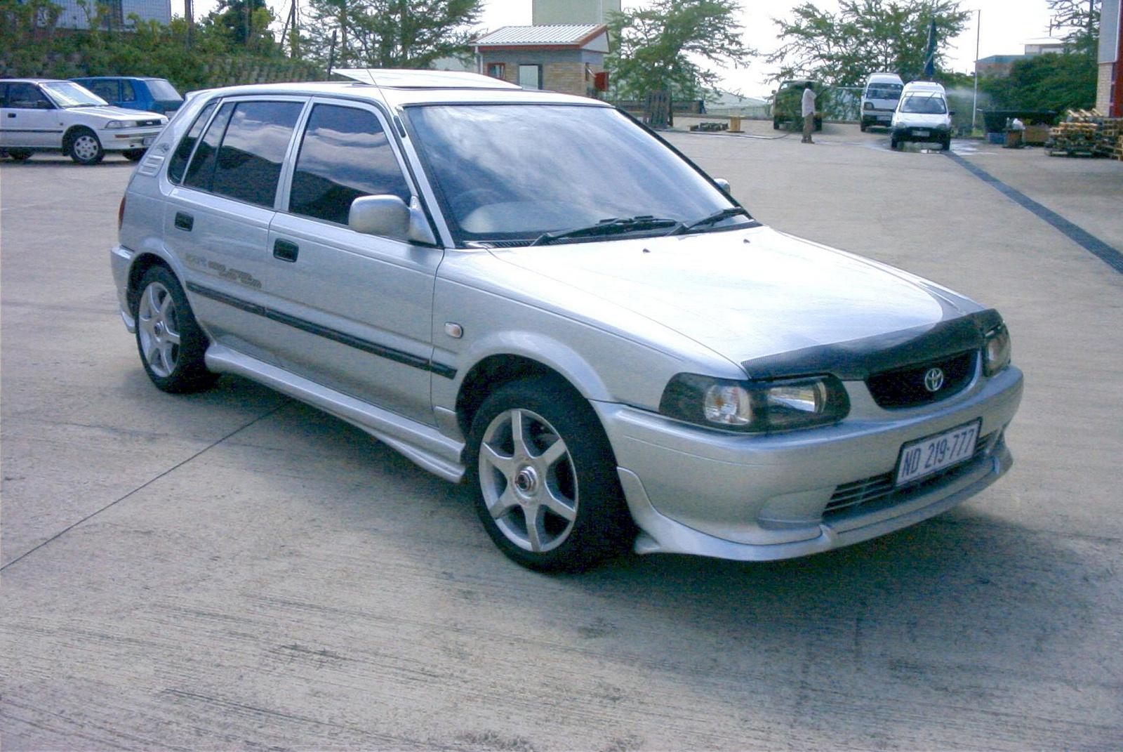1996 Toyota Tazz Overview Cargurus