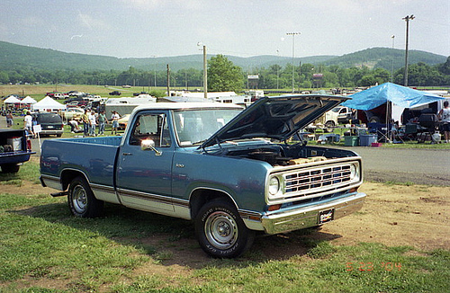 dodge ramcharger. 1976 Dodge Ramcharger picture,