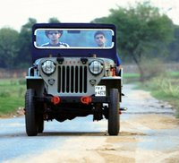 1958 Land Rover Series I, My 1970 CJ 3B, exterior, gallery_worthy