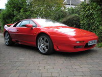 1996 Lotus Esprit Overview