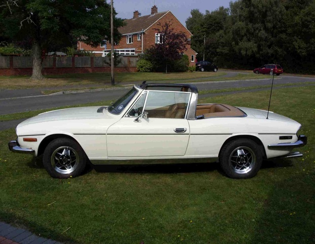 Picture of 1976 Triumph Stag