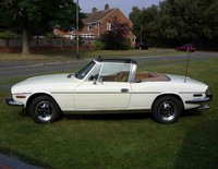 1976 Triumph Stag Overview