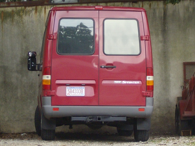 Picture of 2002 Mercedes-Benz Sprinter, exterior