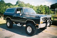1984 Dodge Ramcharger picture. this is not the actual truck but its as close as i could get, exterior