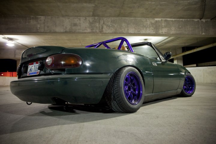 1991 Mazda MX-5 Miata Special, thanks shockerjoe!!, exterior