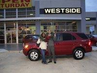 2009 Kia Sorento LX 4WD picture, exterior