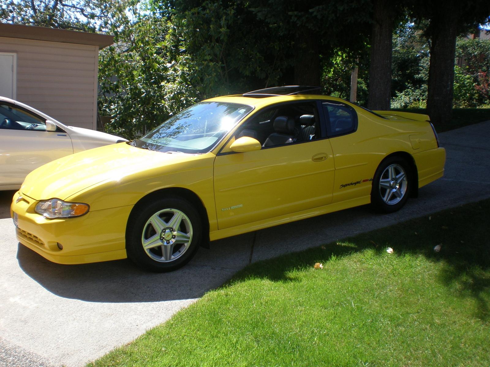 2004 Chevrolet Monte Carlo - Overview - CarGurus