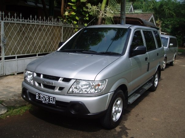 Picture of 2008 Isuzu Panther, exterior