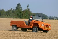 1975 Citroen Mehari Overview