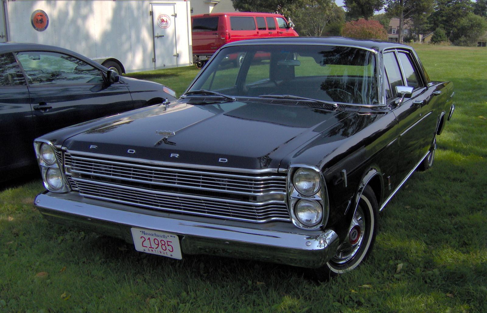 1966 Ford Galaxie  196...