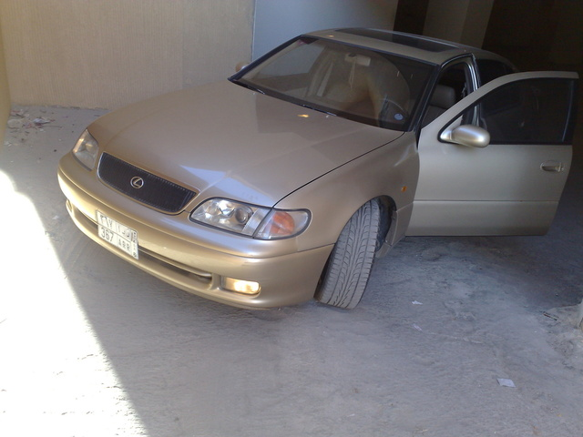 Picture of 1997 Lexus GS 300 Base
