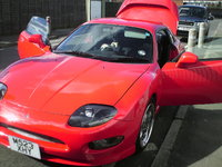 Picture of 1995 Mitsubishi FTO, exterior, gallery_worthy
