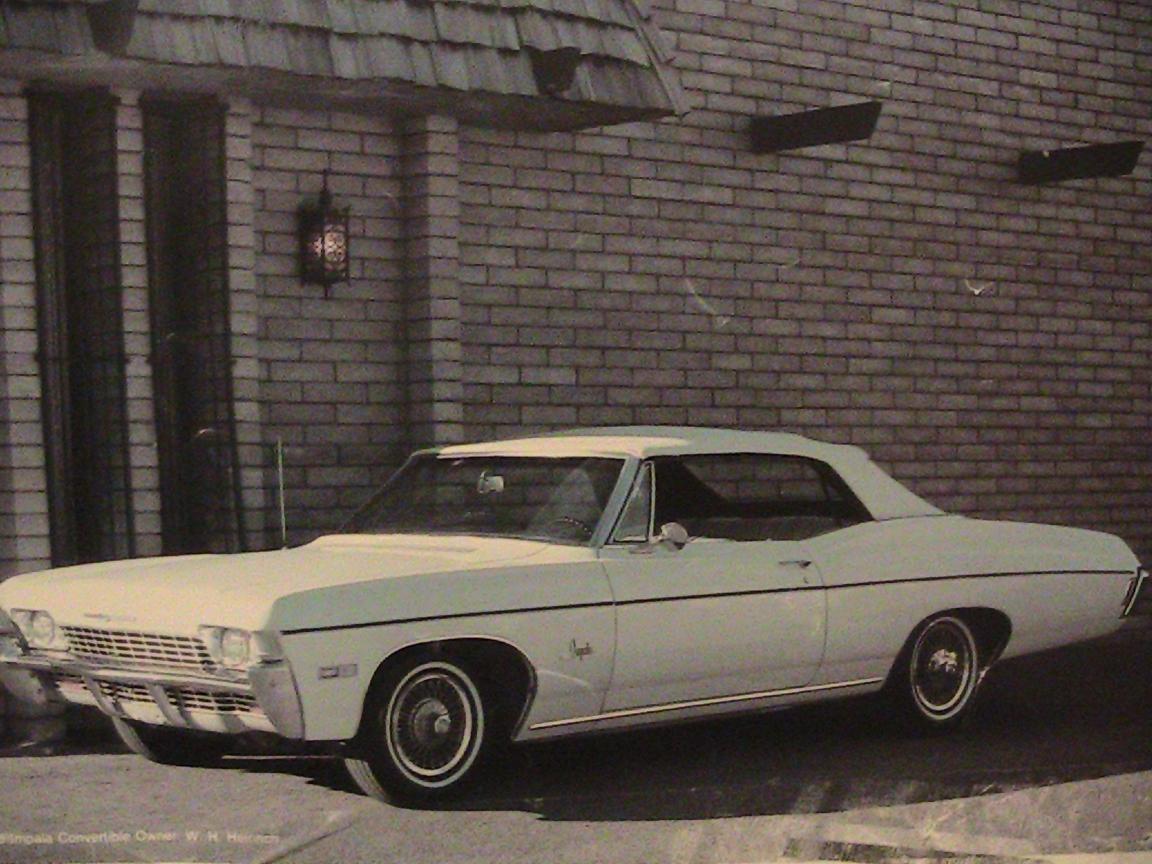 1968 Chevrolet Impala picture, exterior