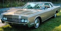 Picture of 1967 Lincoln Continental, exterior