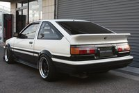 1987 Toyota Sprinter Overview