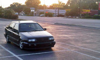 1998 Volkswagen Jetta Wolfsburg, came out of a sticky fingers BBQ and couldn't resist a quick photo...., exterior