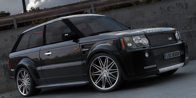 Picture of 2010 Land Rover Range Rover Sport