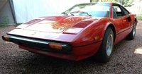 1977 Ferrari 308 Overview