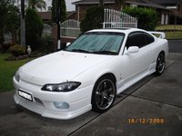 2002 Nissan 200SX Overview