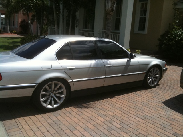 2000 BMW 7 Series User Reviews