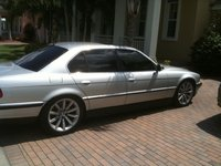 2000 BMW 7 Series picture, exterior