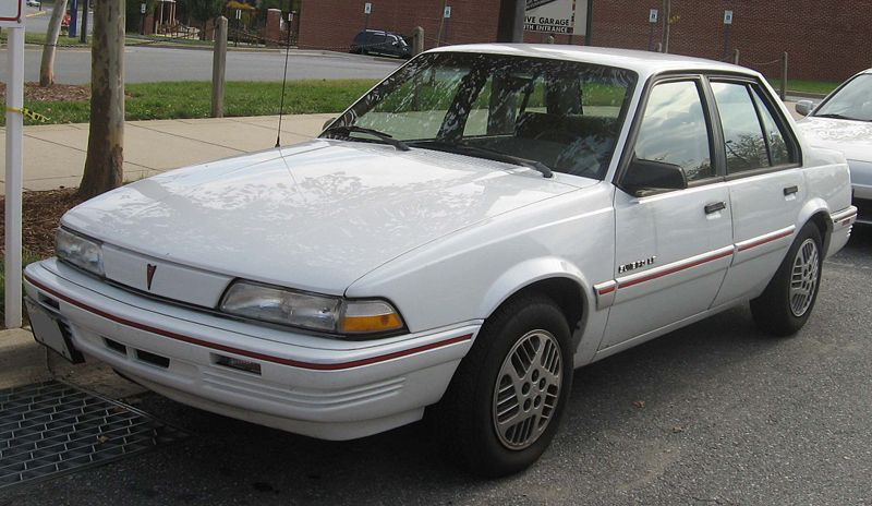 Pontiac Sunbird Turbo Gt. Pontiac Sunbird Turbo