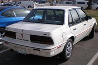 Picture of 1992 Pontiac Sunbird 4 Dr LE Sedan, exterior, gallery_worthy