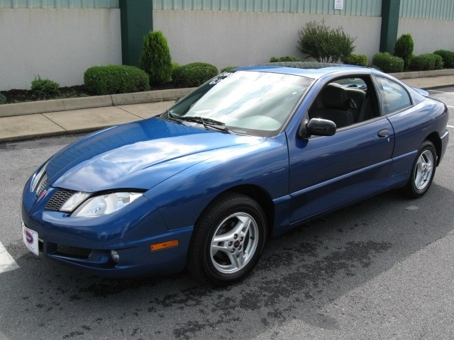 2002 pontiac sunfire - overview