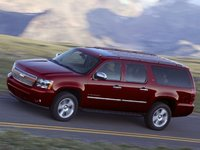 2011 Chevrolet Suburban, Copyright GM Corp., exterior, manufacturer, gallery_worthy