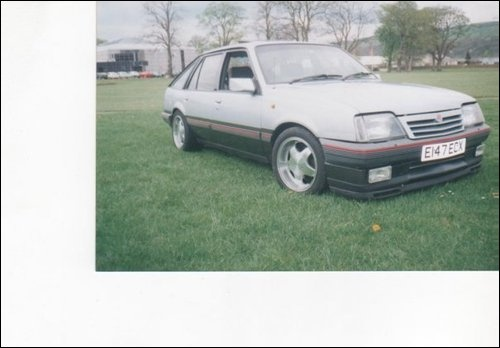1987 Vauxhall Cavalier, the best 130 ever, exterior, gallery_worthy