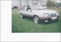 1987 Vauxhall Cavalier Overview