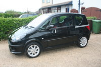 2007 Peugeot 1007 Overview