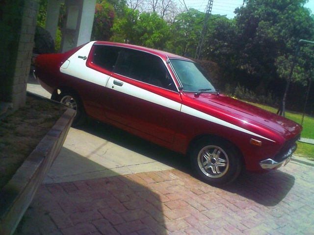 1974 Datsun 210, MashAllah the restoration is complete now!, exterior, gallery_worthy