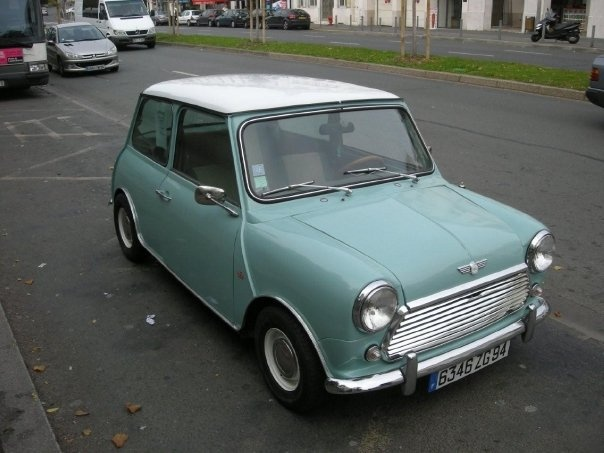 Picture of 1978 Austin Mini