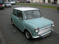 1978 Austin Mini Picture Gallery