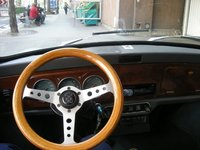 Picture of 1978 Austin Mini, interior