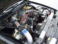 1990 Ford Thunderbird SC, engine shot, engine