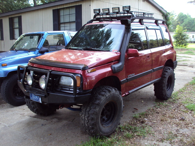 Picture of 1991 Suzuki Sidekick JLX 4-Door 4WD, exterior, gallery_worthy